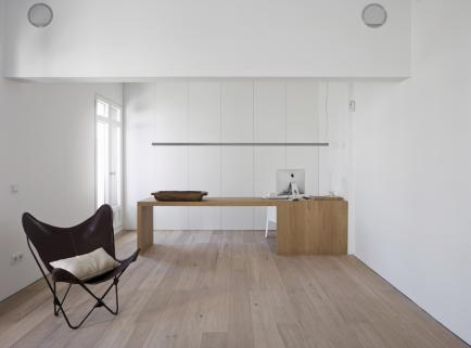 neugestaltung appartement he. in madrid, spanien 2015